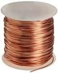 8 AWG Soft Drawn Bare Copper Grounding Wire