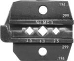 Crimp Die Set for MC3 (12/10/8 AWG) solar contacts
