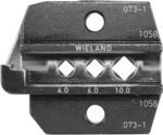 Crimp Die Set for Wieland solar contacts